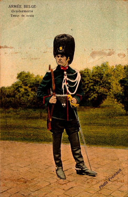 gendarmerie rijkswacht uniforme uniform arm e belge belgisch leger. Black Bedroom Furniture Sets. Home Design Ideas